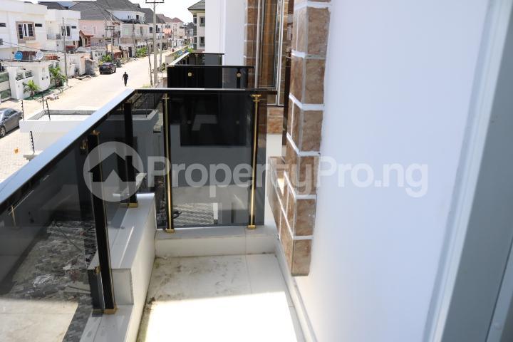 5 bedroom Detached Duplex House for sale Osapa london Lekki Lagos - 25