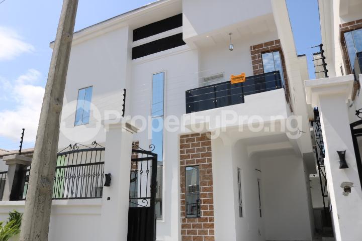5 bedroom Detached Duplex House for sale Osapa london Lekki Lagos - 42