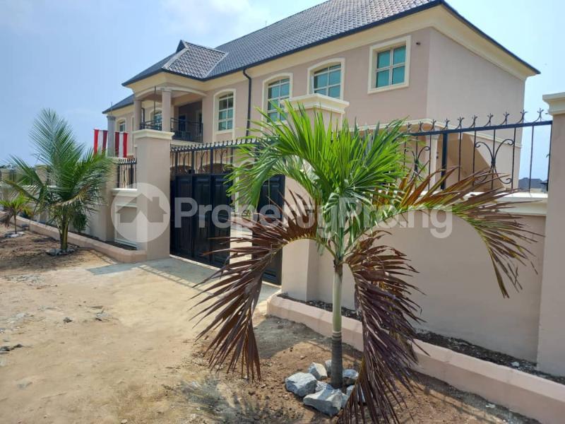 1 bedroom Mini flat for rent Shelter Afrique Estate Uyo Akwa Ibom - 2
