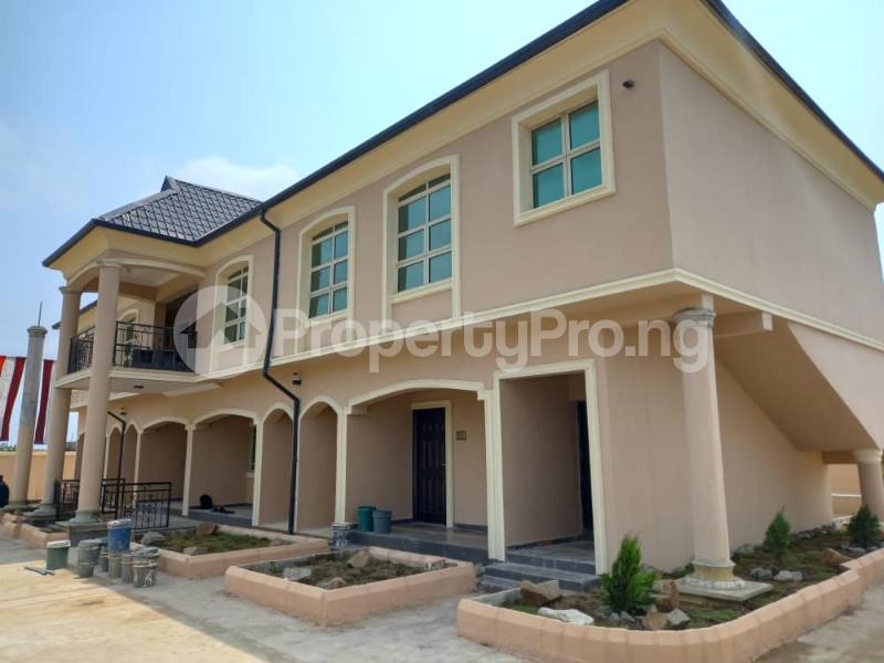 1 bedroom Mini flat for rent Shelter Afrique Estate Uyo Akwa Ibom - 1