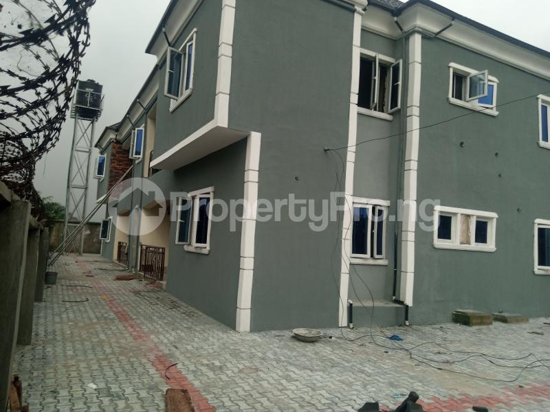2 bedroom Flat / Apartment for rent Queens Park Estate Rumuoduru Eliozu Port Harcourt Rivers - 1
