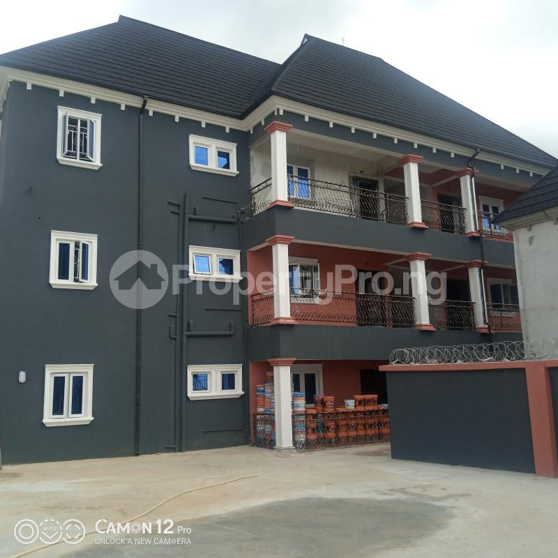 2 bedroom Flat / Apartment for rent Best Bite Estate Rupkpokwu Port Harcourt Rivers - 0