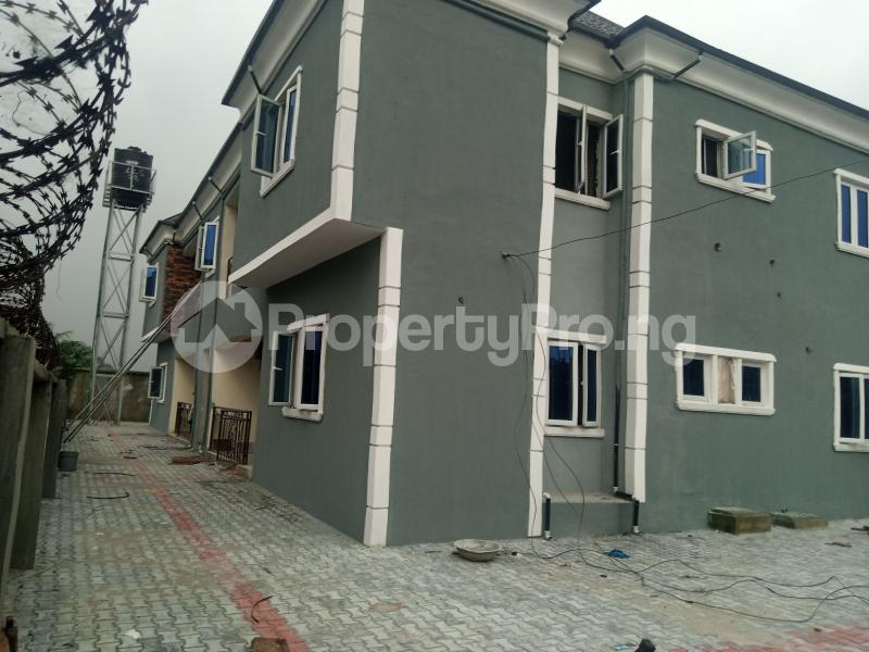 2 bedroom Flat / Apartment for rent Queens Park Estate Rumuoduru Eliozu Port Harcourt Rivers - 0