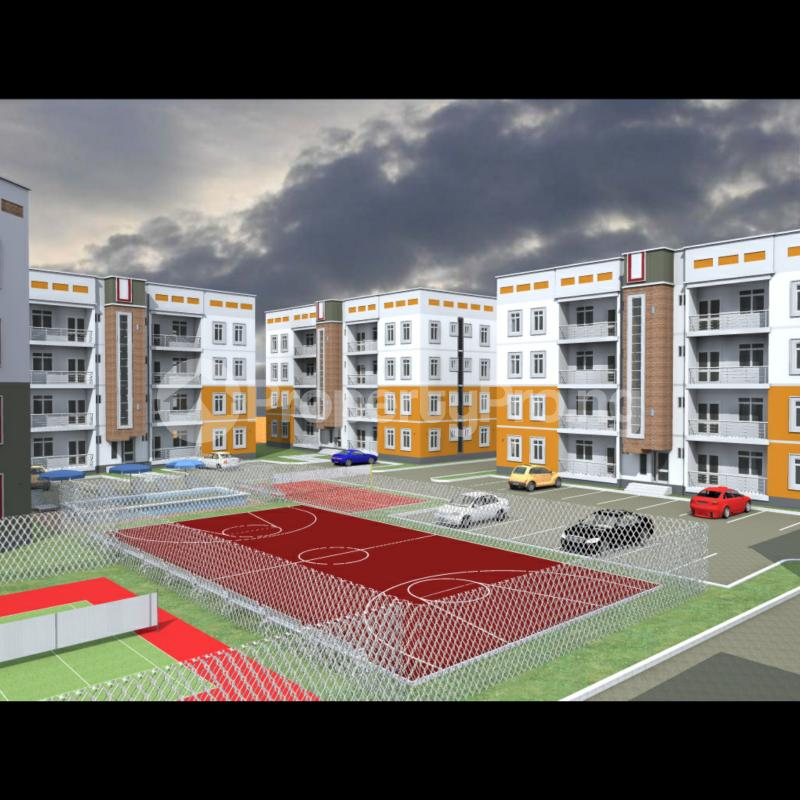 3 bedroom Flat / Apartment for sale Olaleye New Town Estate by Mutual Alpha Court Iponri Surulere Lagos - 1