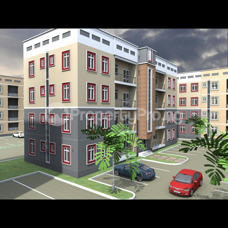 3 bedroom Flat / Apartment for sale Olaleye New Town Estate by Mutual Alpha Court Iponri Surulere Lagos - 2