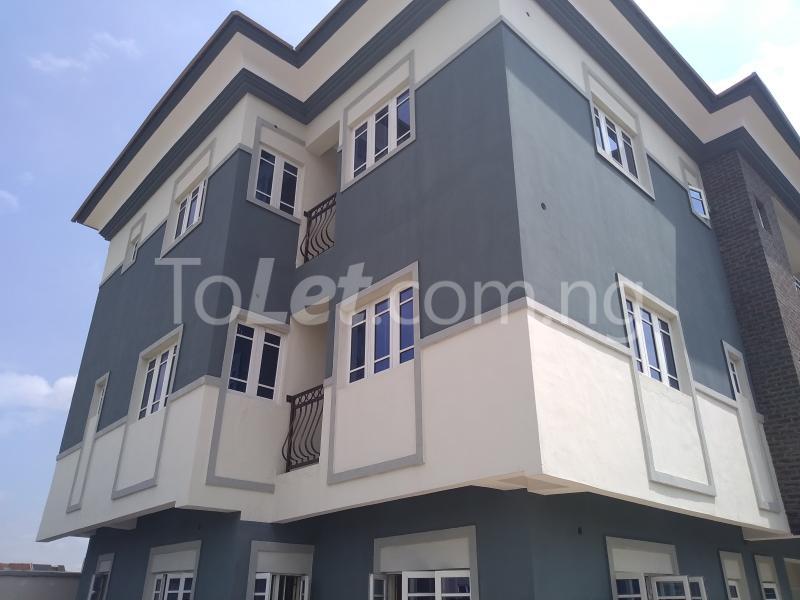 3 bedroom Flat / Apartment for rent Trem Phase 1 Gbagada Lagos - 1