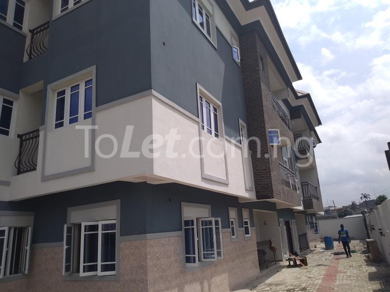 3 bedroom Flat / Apartment for rent Trem Phase 1 Gbagada Lagos - 0