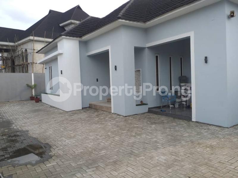 4 bedroom Detached Bungalow for sale Apara Link Road,off Nta Road Magbuoba Port Harcourt Rivers - 0