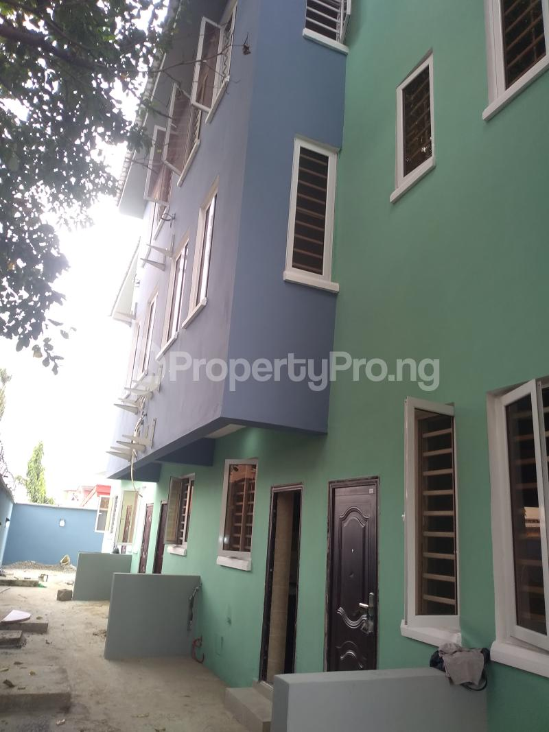 4 bedroom Terraced Duplex House for sale Alagomeji Alagomeji Yaba Lagos - 2