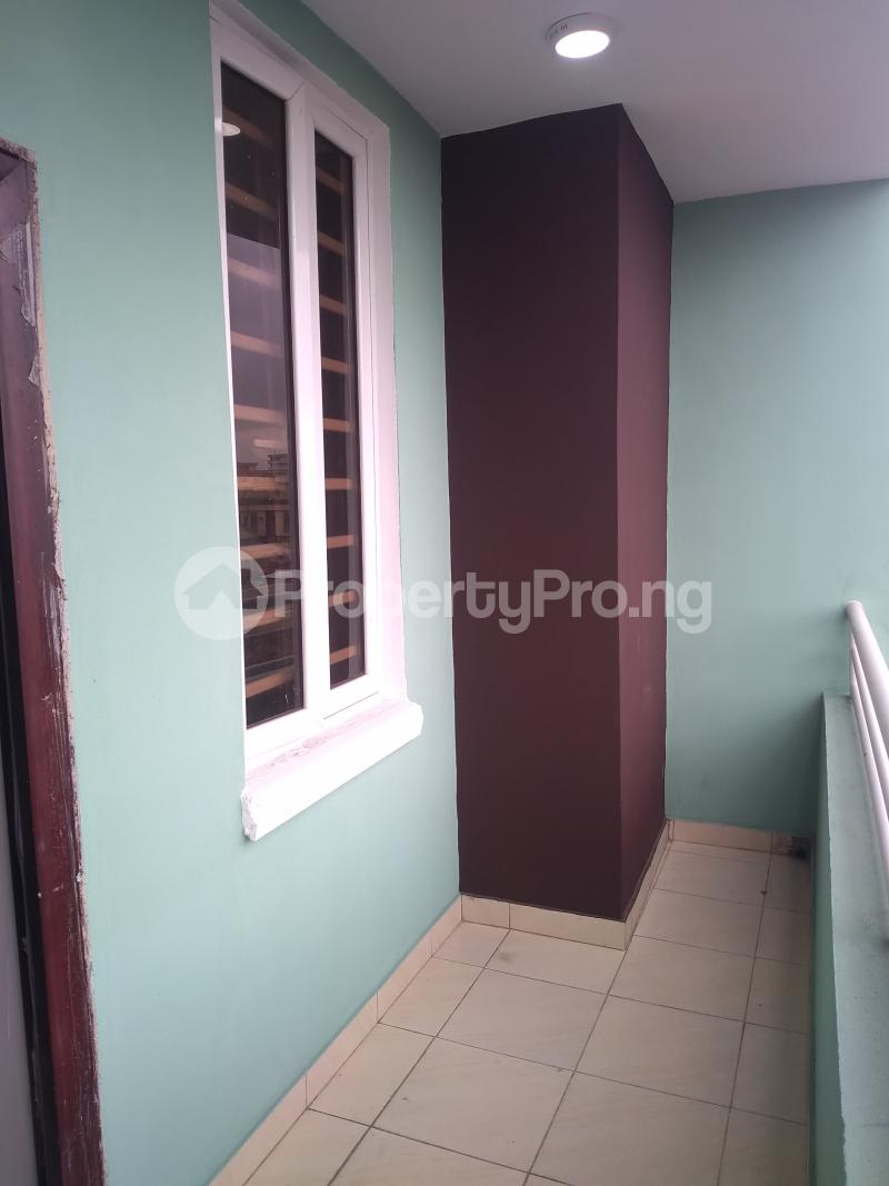 4 bedroom Terraced Duplex House for rent Alagomeji  Alagomeji Yaba Lagos - 16