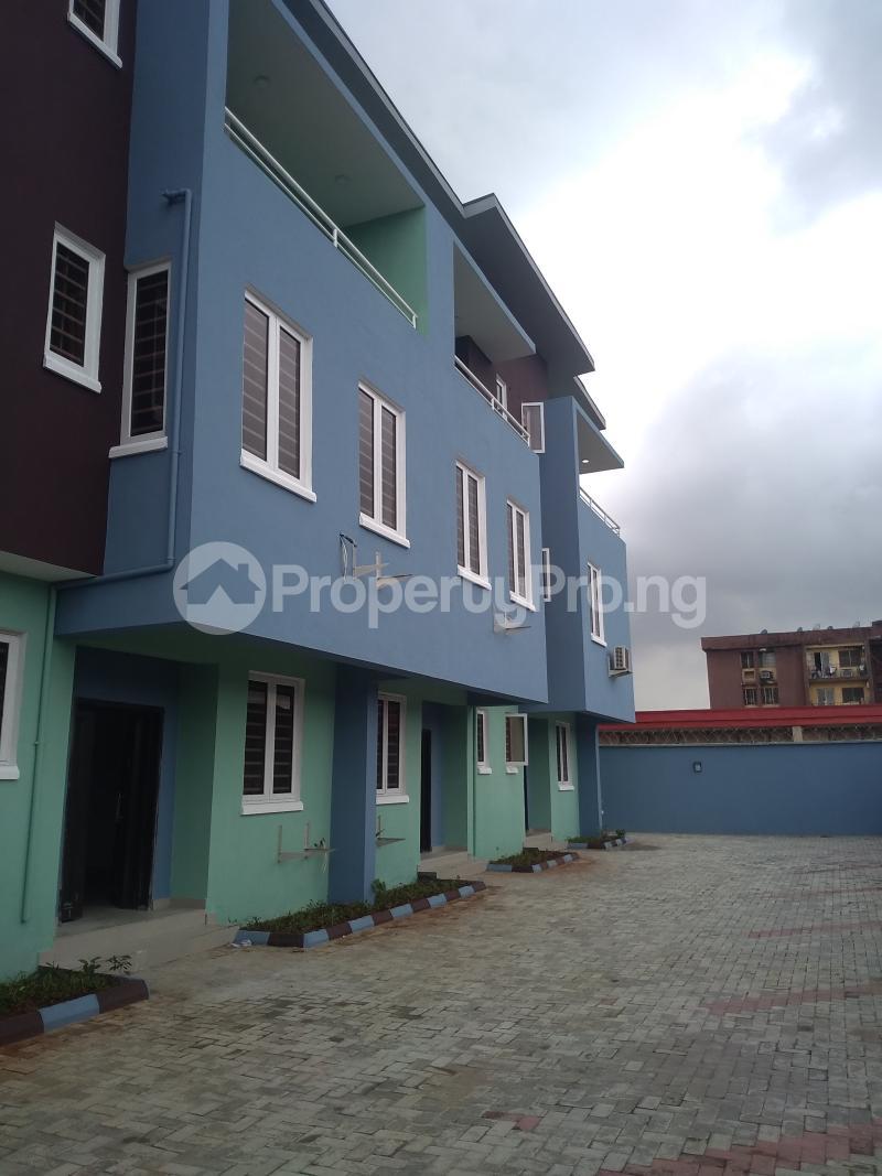 4 bedroom Terraced Duplex House for rent Alagomeji  Alagomeji Yaba Lagos - 1