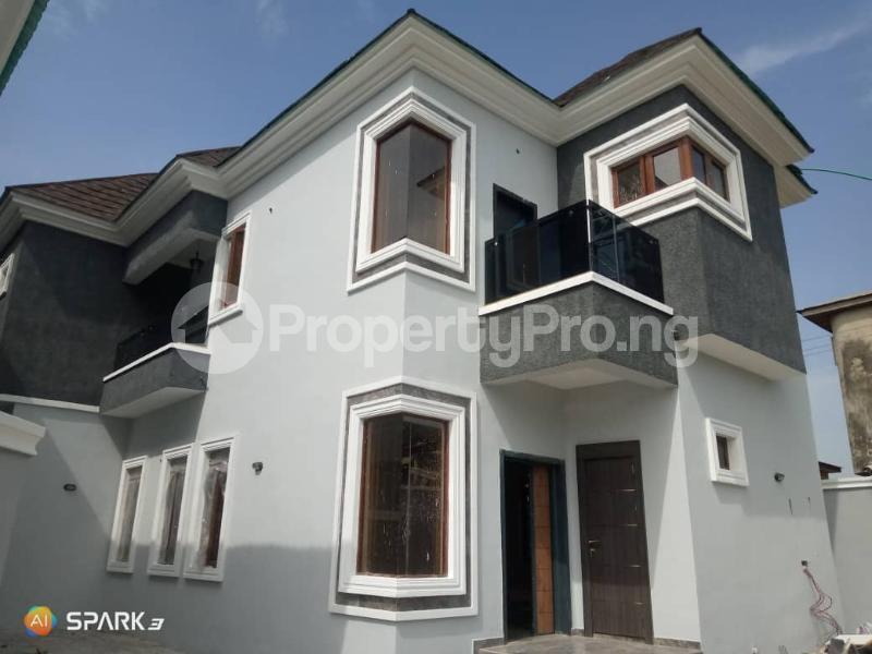 4 bedroom Detached Duplex for sale Oko oba Agege Lagos - 0