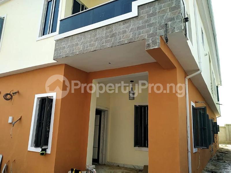 4 bedroom Detached Duplex House for sale Omole Phase 2 Toyin street Ikeja Lagos - 0