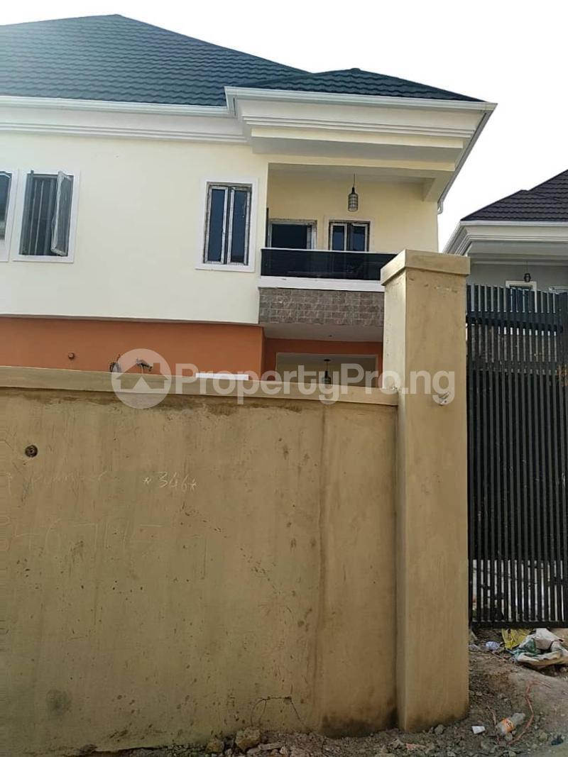 4 bedroom Detached Duplex House for sale Omole Phase 2 Toyin street Ikeja Lagos - 4