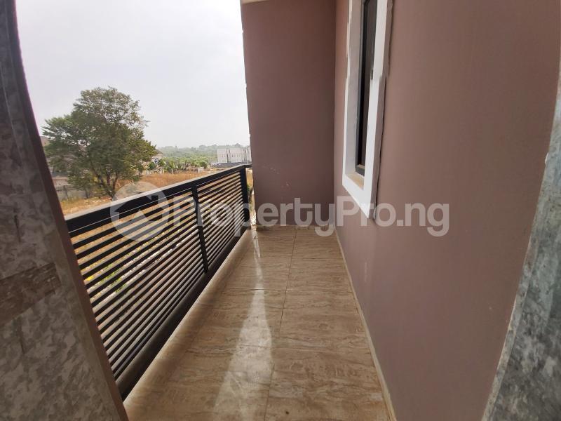 4 bedroom Terraced Duplex House for sale Life Camp Abuja - 14