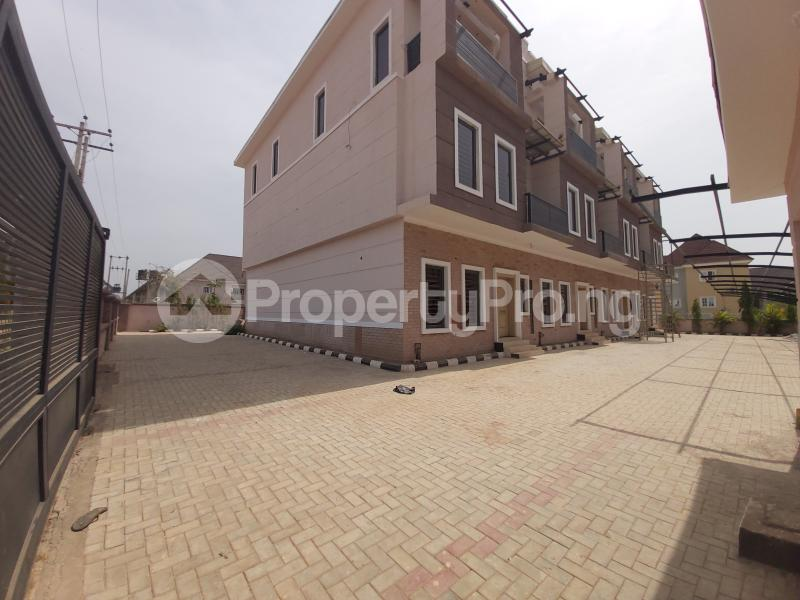 4 bedroom Terraced Duplex House for sale Life Camp Abuja - 1
