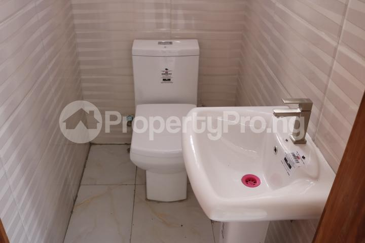 4 bedroom Semi Detached Duplex House for sale Chevy View Estate Lekki Lagos - 33