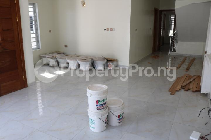4 bedroom Semi Detached Duplex House for sale Chevy View Estate Lekki Lagos - 15