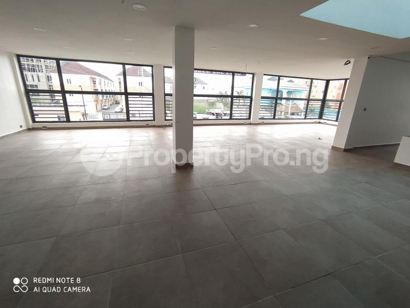 Office Space Commercial Property for rent Ikate Lekki Lagos - 5