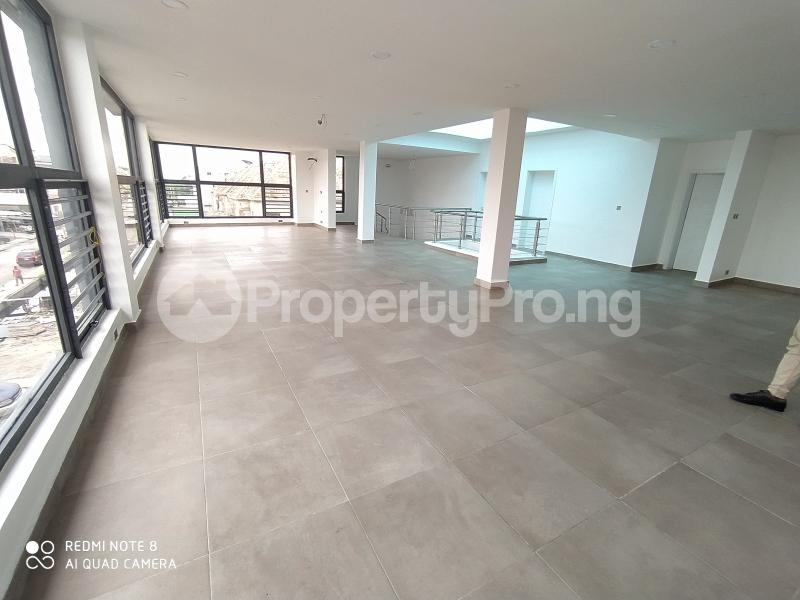 Office Space Commercial Property for rent Ikate Lekki Lagos - 2