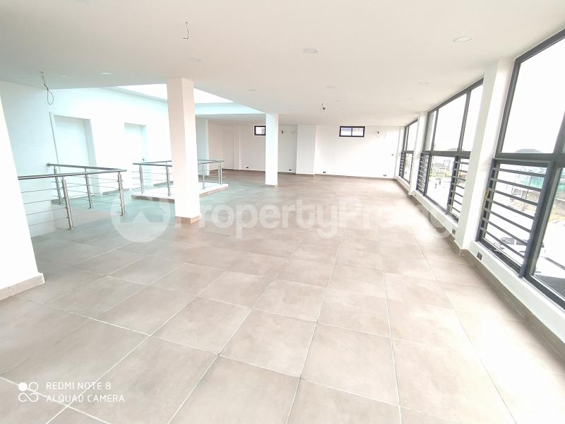 Office Space Commercial Property for rent Ikate Lekki Lagos - 1