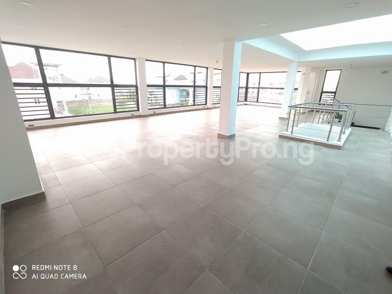 Office Space Commercial Property for rent Ikate Lekki Lagos - 3