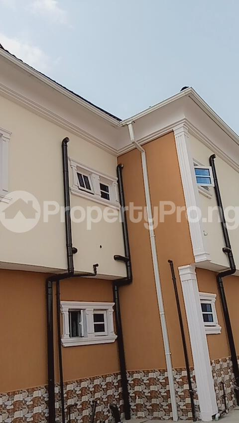 3 bedroom Self Contain Flat / Apartment for rent Gemade Estate Opp Gowon Estate Egbeda Alimosho Lagos - 1