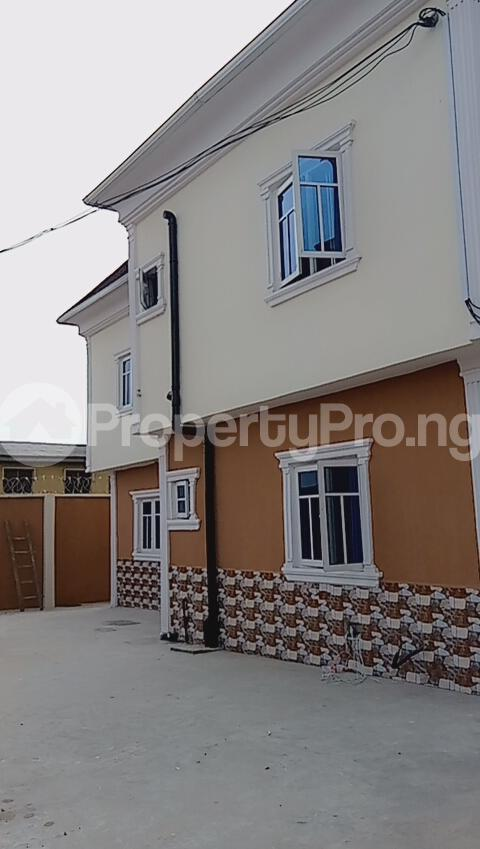 3 bedroom Self Contain Flat / Apartment for rent Gemade Estate Opp Gowon Estate Egbeda Alimosho Lagos - 2