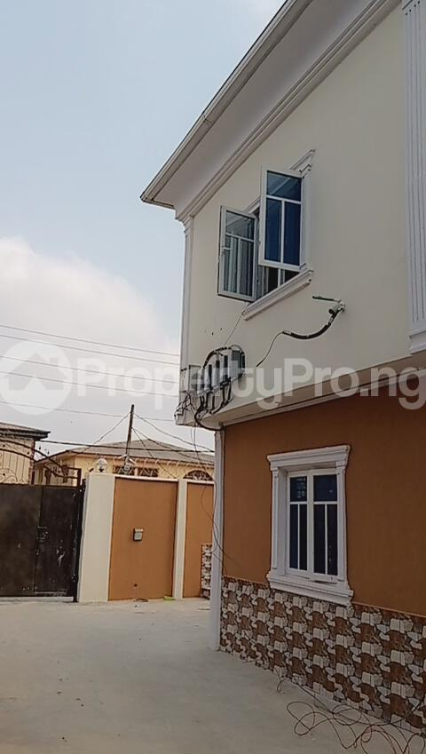 3 bedroom Self Contain Flat / Apartment for rent Gemade Estate Opp Gowon Estate Egbeda Alimosho Lagos - 0
