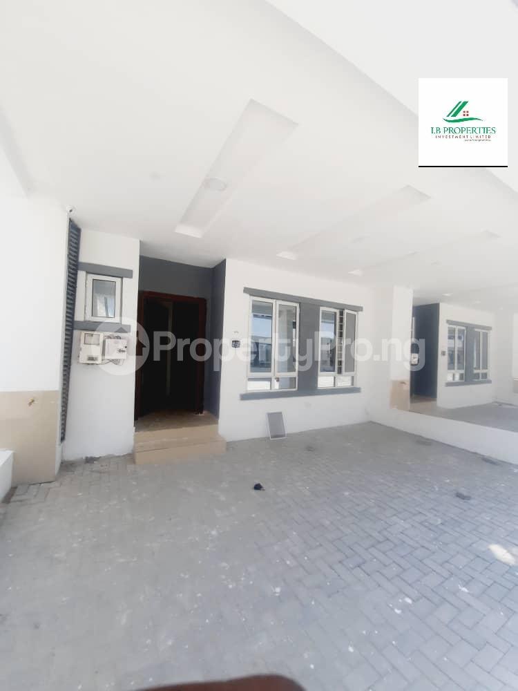 4 bedroom Terraced Duplex House for sale 2nd toll gate  Lekki Phase 2 Lekki Lagos - 6