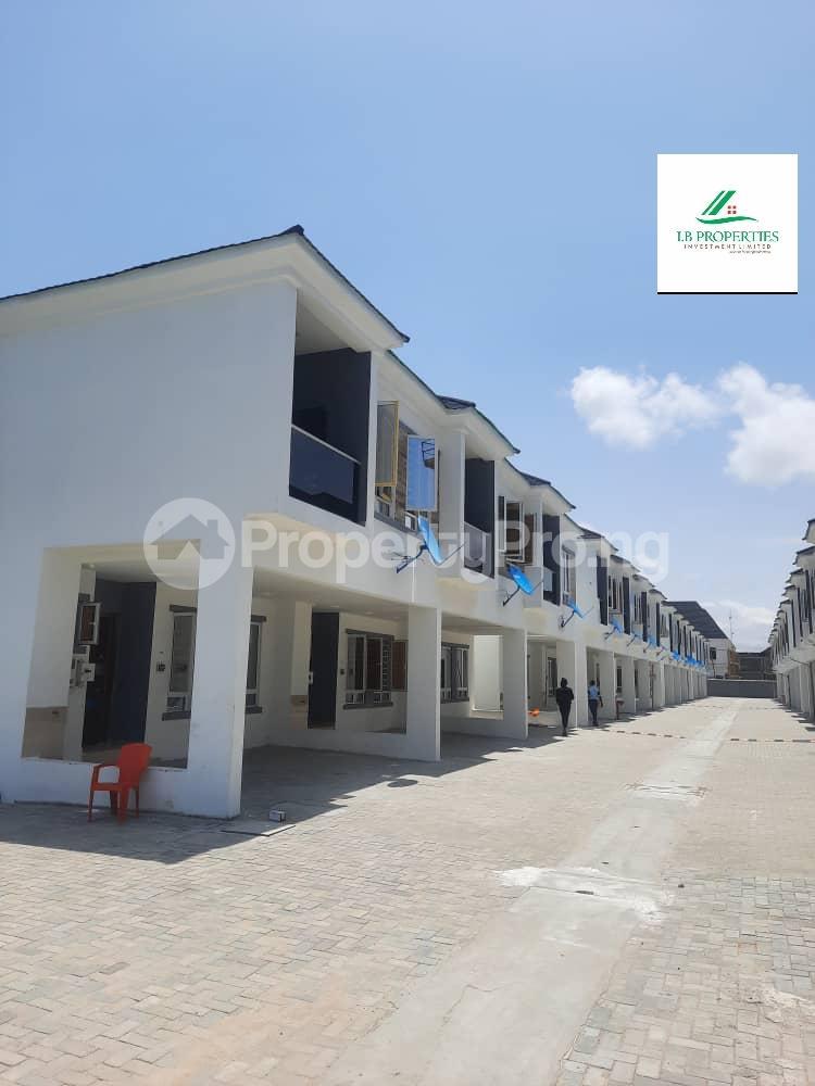 4 bedroom Terraced Duplex House for sale 2nd toll gate  Lekki Phase 2 Lekki Lagos - 0