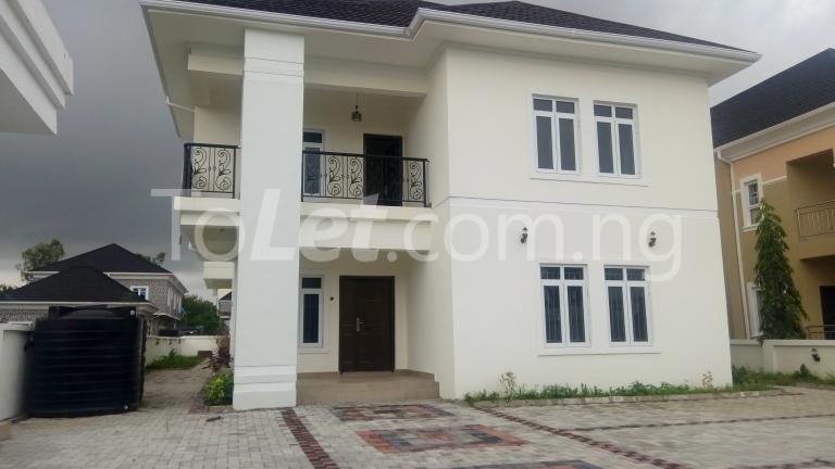 5 bedroom House for rent Mayfair Garden Estate Awoyaya Ajah Lagos - 34