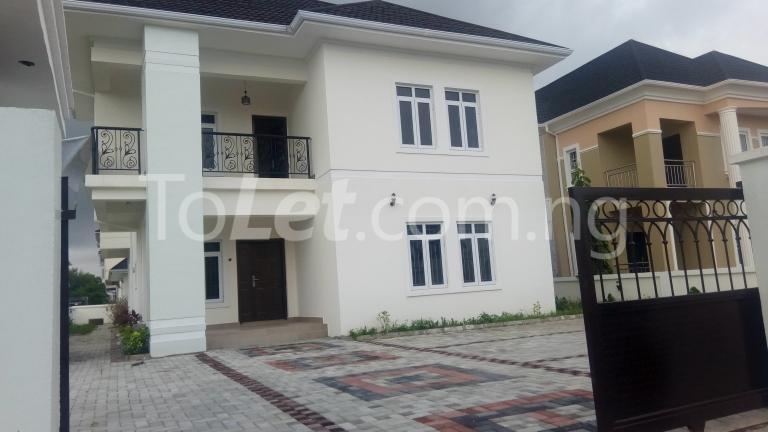 5 bedroom House for rent Mayfair Garden Estate Awoyaya Ajah Lagos - 0
