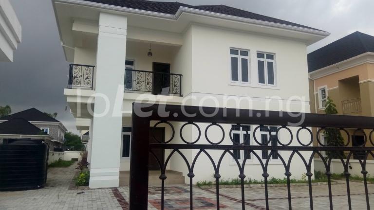 5 bedroom House for rent Mayfair Garden Estate Awoyaya Ajah Lagos - 18
