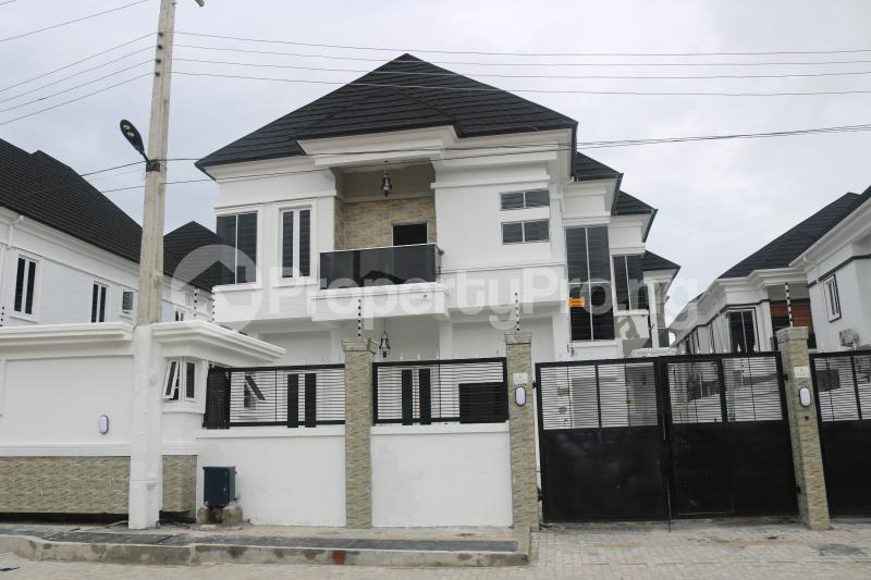 4 bedroom Detached Duplex House for sale Santos Gardens Lekki Phase 2 Lekki Lagos - 0
