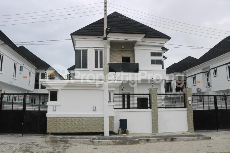 4 bedroom Detached Duplex House for sale Santos Gardens Lekki Phase 2 Lekki Lagos - 1