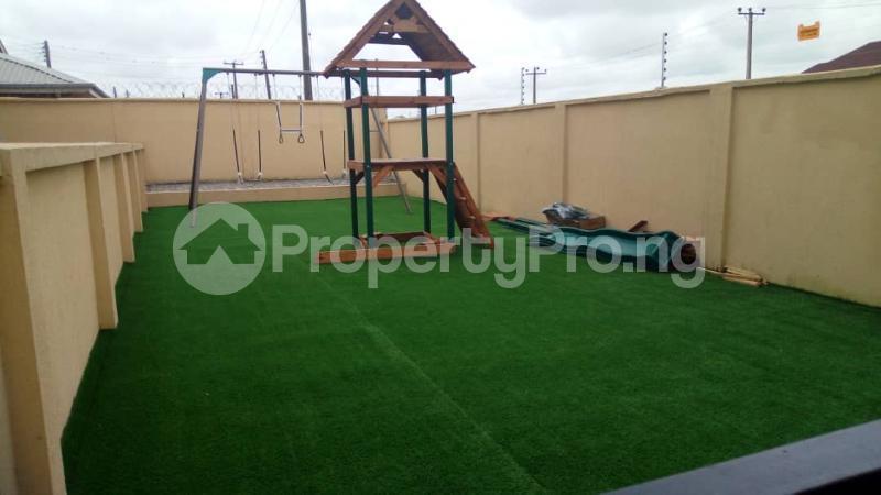 4 bedroom Semi Detached Duplex House for sale Alperton estate Osapa london Lekki Lagos - 12