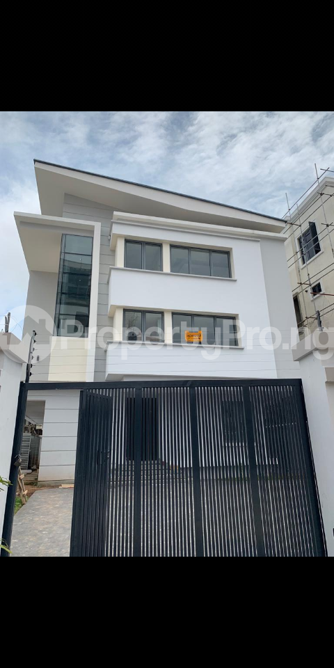 4 bedroom Detached Duplex House for sale Shoreline drive off Turnbull Ikoyi Lagos - 1