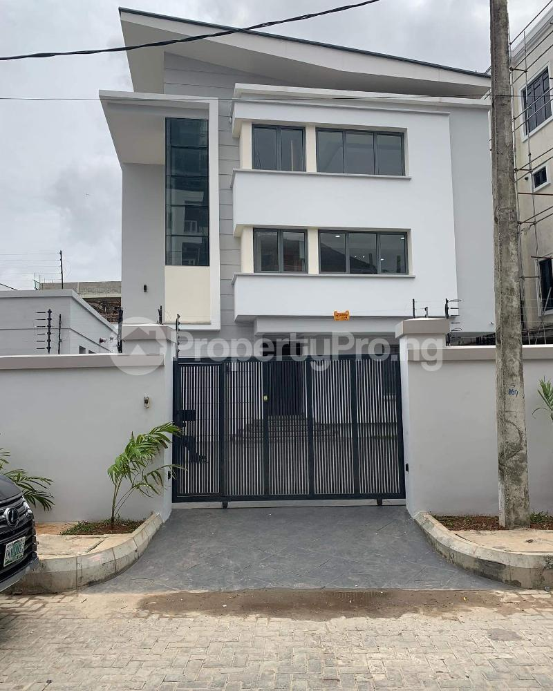 4 bedroom Detached Duplex House for sale Shoreline drive off Turnbull Ikoyi Lagos - 30