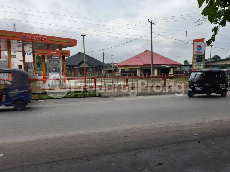 Commercial Property for sale Ekpoabasi Street Calabar Cross River - 0