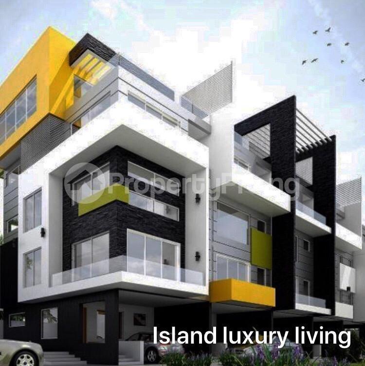 4 bedroom Terraced Duplex House for sale Ikoyi Lagos - 0