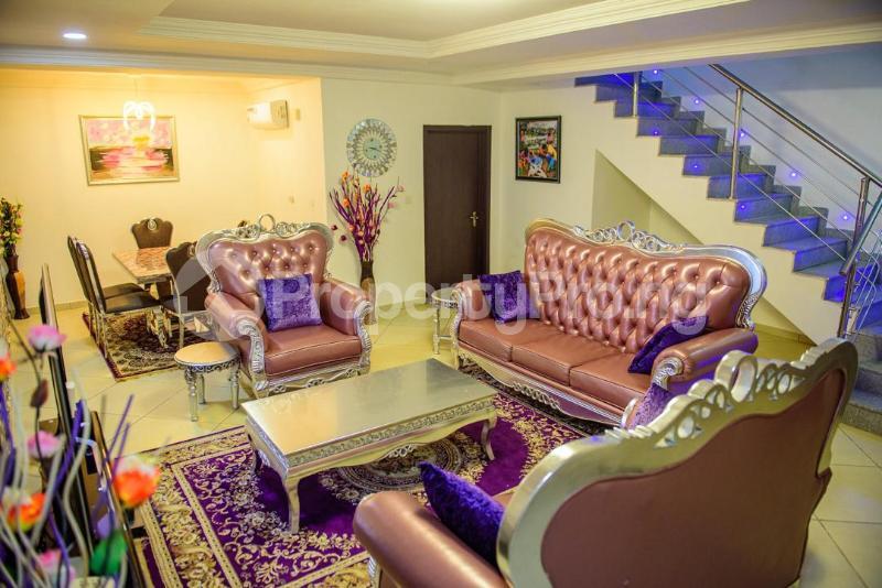 4 bedroom Terraced Duplex for shortlet Life Camp Life Camp Abuja - 9