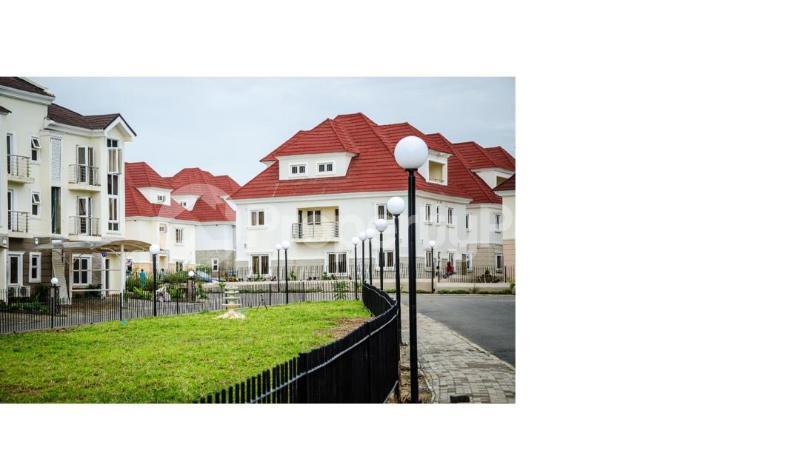 4 bedroom Terraced Duplex for shortlet Life Camp Life Camp Abuja - 8
