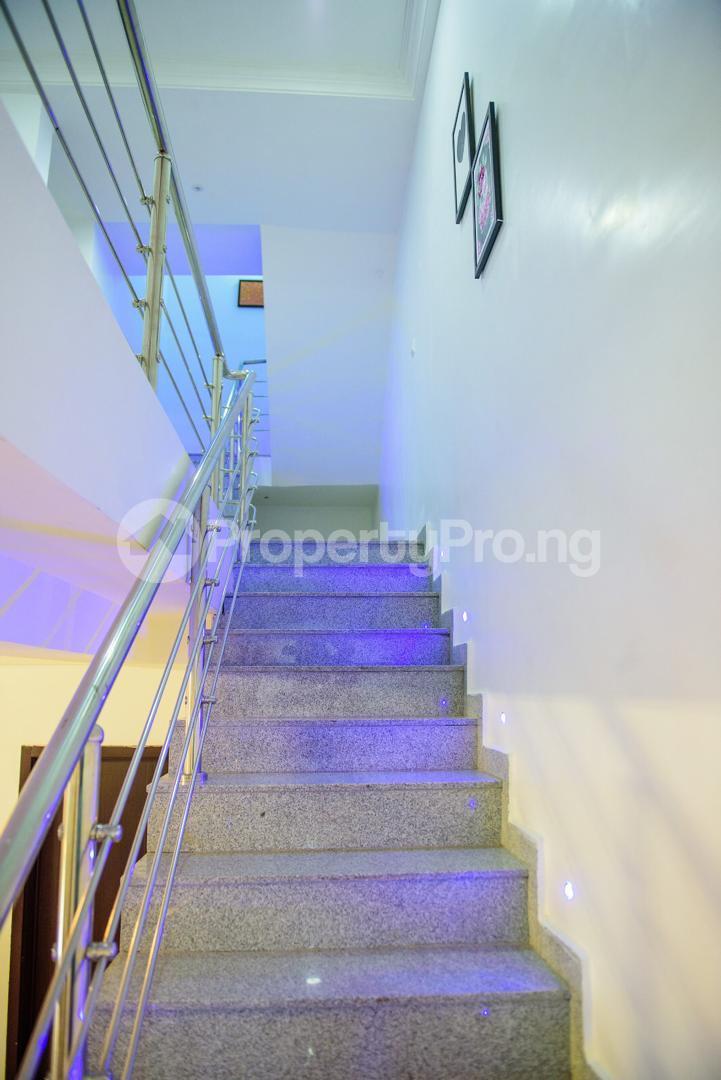 4 bedroom Terraced Duplex for shortlet Life Camp Life Camp Abuja - 30