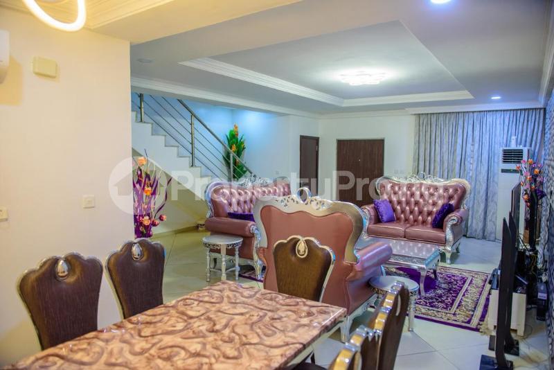 4 bedroom Terraced Duplex for shortlet Life Camp Life Camp Abuja - 23