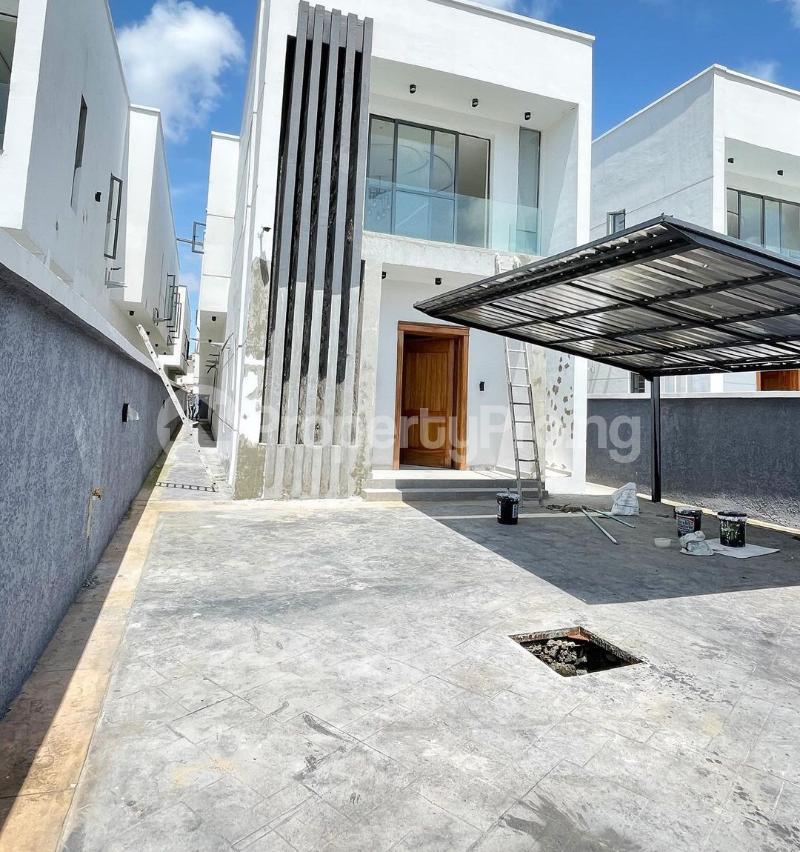 5 bedroom Detached Duplex for sale Bera Estate chevron Lekki Lagos - 0