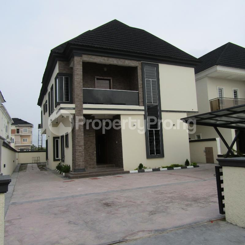 5 bedroom Detached Duplex House for sale Lekky County Homes Lekki Lagos - 0
