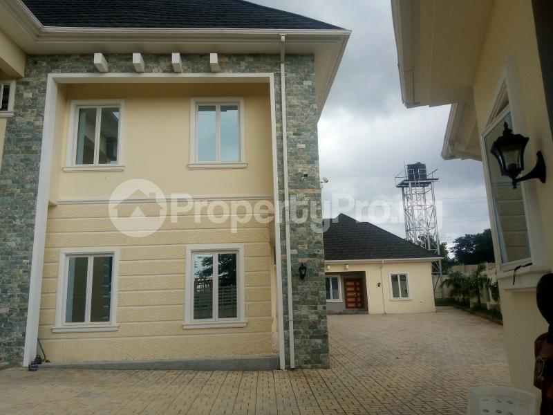 5 bedroom Detached Duplex House for sale Guzape Guzape Abuja - 3