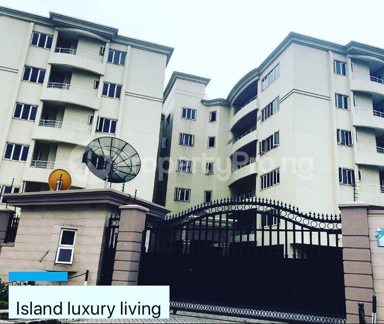 3 bedroom Blocks of Flats House for rent Victoria Island Lagos - 0