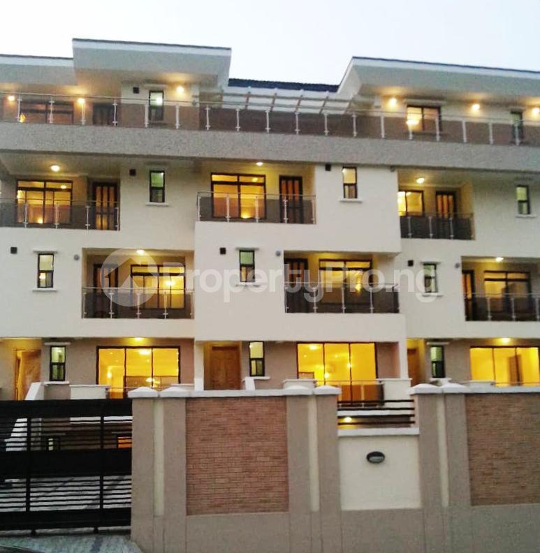 3 bedroom Terraced Duplex House for sale close to ikoyi club Ikoyi Lagos - 0